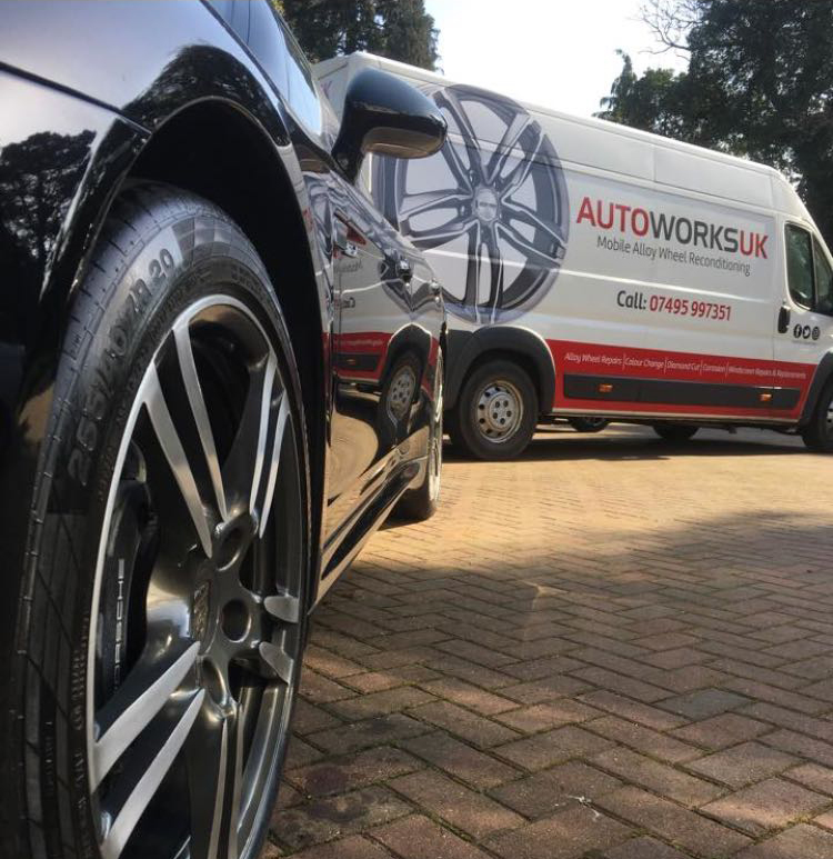 autoworks alloy wheel repair leicestershire